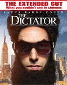 The Dictator - British DVD movie cover (xs thumbnail)