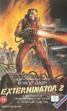 Exterminator 2 - British VHS cover (xs thumbnail)