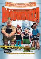 Hoodwinked! - Dutch Movie Poster (xs thumbnail)