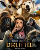 Dolittle - Movie Poster (xs thumbnail)