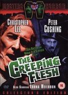 The Creeping Flesh - British Movie Cover (xs thumbnail)