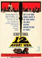 12 Angry Men - Movie Poster (xs thumbnail)