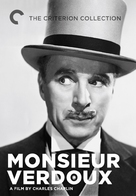 Monsieur Verdoux - DVD cover (xs thumbnail)