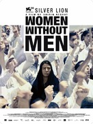 Zanan-e bedun-e mardan - Canadian Movie Poster (xs thumbnail)