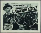 The Crimson Circle - Movie Poster (xs thumbnail)