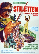 Stiletto - Danish Movie Poster (xs thumbnail)