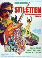 Stiletto - Danish Movie Poster (xs thumbnail)