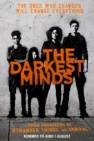 The Darkest Minds - Norwegian Movie Poster (xs thumbnail)