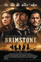 Brimstone - Movie Poster (xs thumbnail)