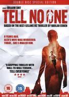 Ne le dis à personne - British DVD cover (xs thumbnail)