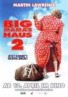 Big Momma's House 2 - German Movie Poster (xs thumbnail)