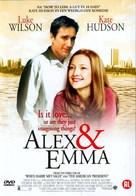 Alex & Emma - Danish Movie Cover (xs thumbnail)
