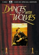 Dances with Wolves - Dutch Movie Cover (xs thumbnail)