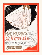 The Merry Widow - poster (xs thumbnail)