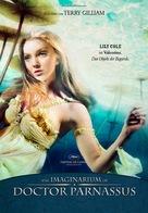 The Imaginarium of Doctor Parnassus - German Movie Poster (xs thumbnail)