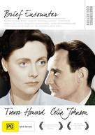Brief Encounter - Australian DVD cover (xs thumbnail)