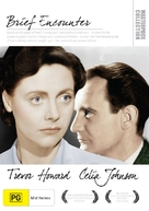 Brief Encounter - Australian DVD movie cover (xs thumbnail)