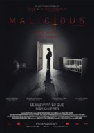 Malicious - Argentinian Movie Poster (xs thumbnail)