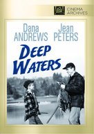 Deep Waters - DVD movie cover (xs thumbnail)