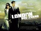 London Boulevard - British Movie Poster (xs thumbnail)