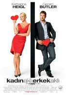 The Ugly Truth - Turkish Movie Poster (xs thumbnail)