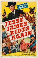 Jesse James Rides Again - Movie Poster (xs thumbnail)