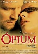 Ópium: Egy elmebeteg nö naplója - Hungarian Movie Poster (xs thumbnail)