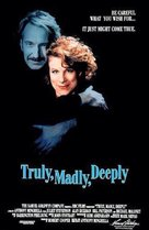 Truly Madly Deeply - Movie Poster (xs thumbnail)