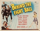 Behind the Eight Ball - Movie Poster (xs thumbnail)