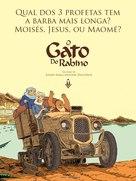 Le chat du rabbin - Brazilian Movie Poster (xs thumbnail)