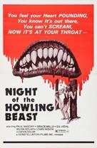 La maldición de la bestia - Movie Poster (xs thumbnail)