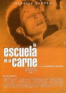 École de la chair, L' - Spanish Movie Poster (xs thumbnail)
