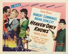 Heaven Only Knows - Movie Poster (xs thumbnail)