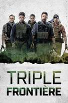 Triple Frontier - French Movie Cover (xs thumbnail)