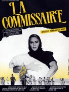 Komissar - French Movie Poster (xs thumbnail)