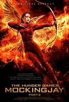 The Hunger Games: Mockingjay - Part 2 - Philippine Movie Poster (xs thumbnail)