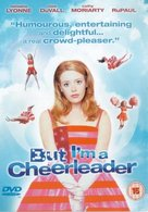 But I'm a Cheerleader - British DVD movie cover (xs thumbnail)