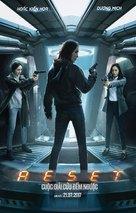 Fatal Countdown: Reset - Vietnamese Movie Poster (xs thumbnail)