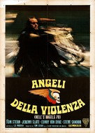 Hell's Angels '69 - Italian Movie Poster (xs thumbnail)