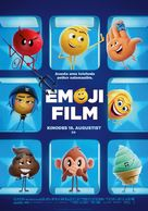 The Emoji Movie - Estonian Movie Poster (xs thumbnail)