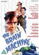 The Brain Machine - British DVD cover (xs thumbnail)