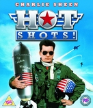 Hot Shots - Blu-Ray cover (xs thumbnail)
