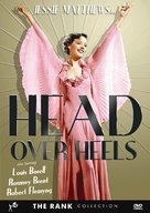 Head Over Heels - DVD cover (xs thumbnail)