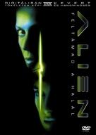 Alien: Resurrection - Hungarian DVD movie cover (xs thumbnail)