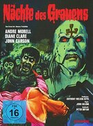 The Plague of the Zombies - German Movie Cover (xs thumbnail)