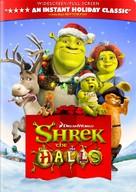 Shrek the Halls - DVD movie cover (xs thumbnail)
