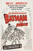 The Batman - Re-release poster (xs thumbnail)