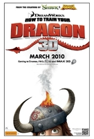 How to Train Your Dragon - Australian Movie Poster (xs thumbnail)