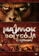 Planet of the Apes - Hungarian Movie Cover (xs thumbnail)