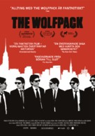 The Wolfpack - Swedish Movie Poster (xs thumbnail)
